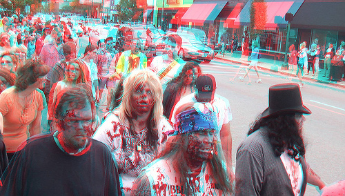 2012 3D Richmond Zombie Walk